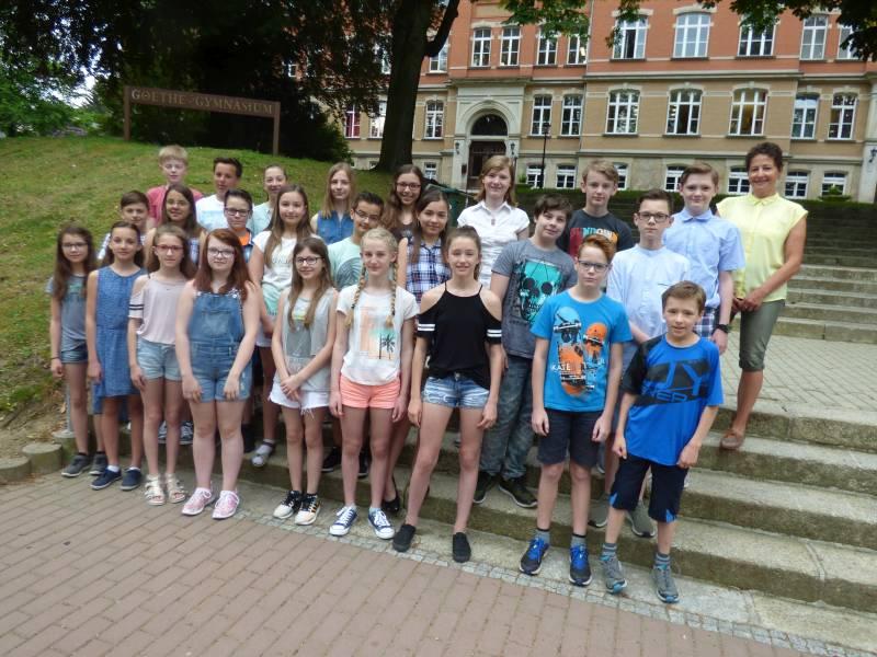 Goethe gymnasium auerbach vogtland